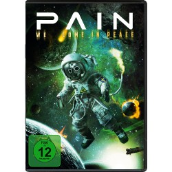 Pain - We Come In Peace - DVD