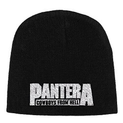 Pantera - Cowboys From Hell - Beanie Hat