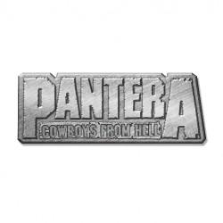 Pantera - Cowboys From Hell - METAL PIN