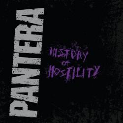 Pantera - History Of Hostility - CD DIGIPAK