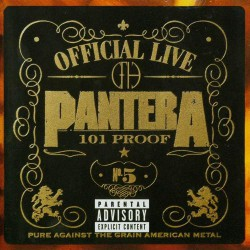 Pantera - Official Live 101 Proof - CD