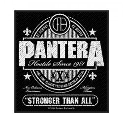 Pantera - Stronger Than All - Patch
