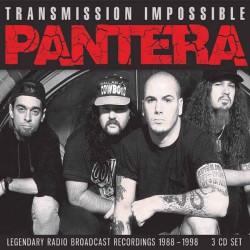Pantera - Transmission Impossible - 3CD DIGIPAK