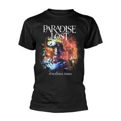 Paradise Lost - Draconian Times (Album) - T-shirt (Homme)