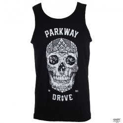 Parkway Drive - Skull - T-shirt Tank Top (Homme)