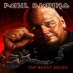 Paul Di' Anno - The Beast Arises - CD DIGIPAK