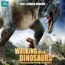 Paul Leonard-morgan - Walking With Dinosaurs - CD