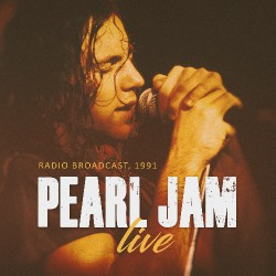 Pearl Jam - Live - Radio Broadcast - CD