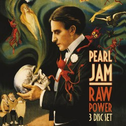 Pearl Jam - Raw Power - 2CD + DVD