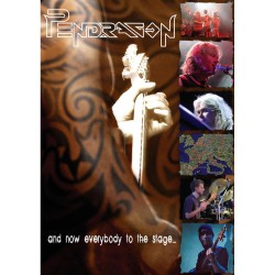 Pendragon - And now everybody to the Stage - DVD + 2CD DIGIPAK