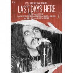 Pentagram - Last Days Here - DVD DIGIPAK