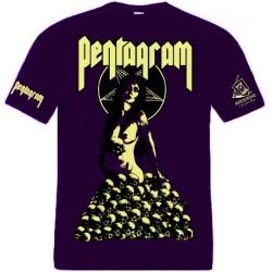 Pentagram - Starlady - T-shirt (Homme)