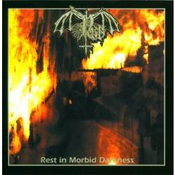 Pest - Rest In Morbid Darkness - CD
