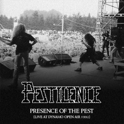 Pestilence - Presence Of The Pest - CD
