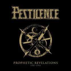 Pestilence - Prophetic Revelations 1987-1993 - 4LP PICTURE BOX