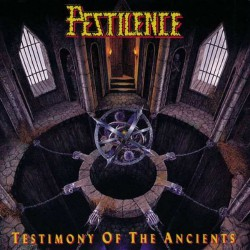 Pestilence - Testimony Of The Ancients - DOUBLE CD SLIPCASE