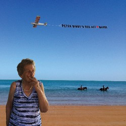 Peter Bibby - Marge - LP Gatefold Coloured