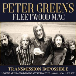 Peter Greens Fleetwood Mac - Transmission Impossible - 3CD DIGIPAK