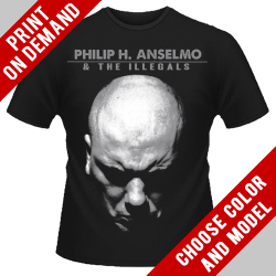 Philip H. Anselmo & The Illegals - Walk Through Exits Only - Print on demand