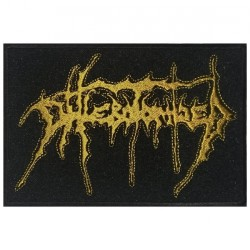 Phlebotomized - Logo - EMBROIDERED PATCH