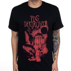 Pig Destroyer - Hands - T-shirt (Homme)