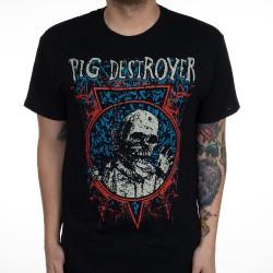 Pig Destroyer - Myiasis - T-shirt (Homme)
