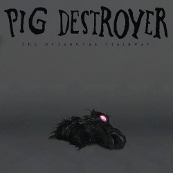 Pig Destroyer - The Octagonal Stairway - LP COLOURED