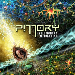 Pillory - Evolutionary Miscarriage - CD