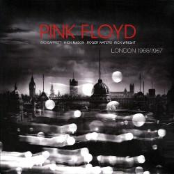 "Pink Floyd - London 1966 - 1967 - 10"" vinyl"