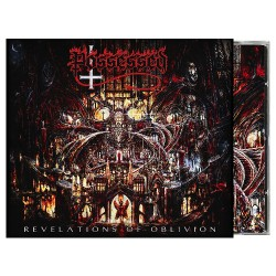 Possessed - Revelations Of Oblivion - CD SLIPCASE
