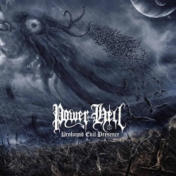 Power From Hell - Profound Evil Presence - LP COLOURED