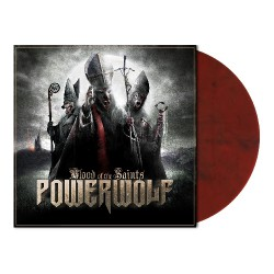 Powerwolf - Blood Of The Saints - LP COLOURED