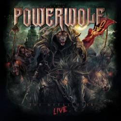 Powerwolf - The Metal Mass - CD DIGIPAK