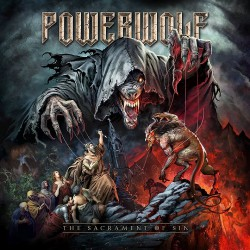 Powerwolf - The Sacrament Of Sin - DOUBLE CD