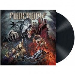 Powerwolf - The Sacrament Of Sin - LP Gatefold