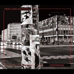 Press Gang Metropol - Pointblank - CD DIGIPAK