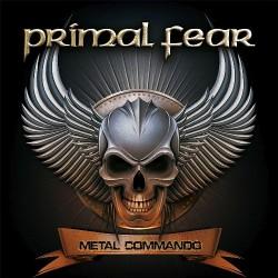 Primal Fear - Metal Commando - CD