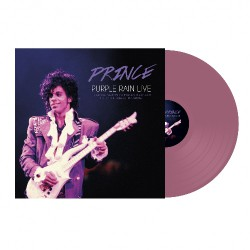 Prince - Purple Rain Live - DOUBLE LP GATEFOLD COLOURED