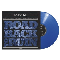 Pristine - Road Back To Ruin - LP Gatefold Coloured
