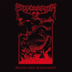 Procession - Death And Judgement - LP COLOURED