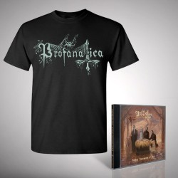 Profanatica - Rotting Incarnation of God - CD + T-shirt bundle (Homme)