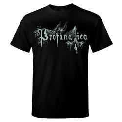Profanatica - Three Black Serpents - T-shirt (Homme)