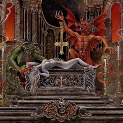 Profanatica - Thy Kingdom Cum - CD
