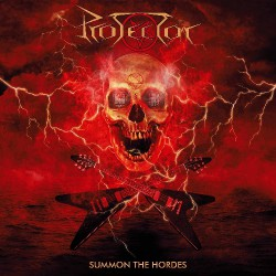 Protector - Summon The Hordes - LP COLOURED