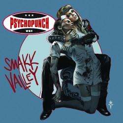 Psychopunch - Smakk Valley - CD DIGIPAK