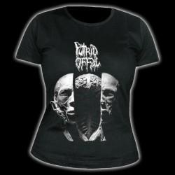 Putrid Offal - Headsplitter - T-shirt (Femme)