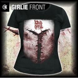 Putrid Offal - Mature Necropsy - T-shirt (Femme)