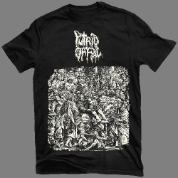 Putrid Offal - Sicknesses Obsessions - T-shirt (Homme)