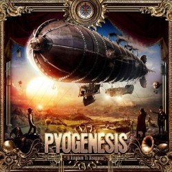 Pyogenesis - A Kingdom To Disappear - CD DIGIPAK