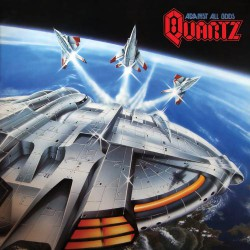 Quartz - Against All Odds - CD DIGIPAK